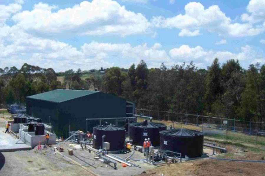 Brushy Creek Class A Treatment Plant